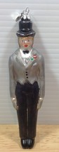 Bride Groom Glass Christmas Ornament Wedding Gi... - $23.17