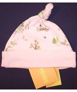 NWT NEW Gymboree Girl's Pink Beanie Cap, Autumn... - $7.99