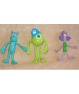 Lot Of 3 Kelloggs Disney Pixar Monsters  Inc Be... - $10.00
