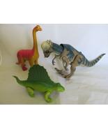 Vintage Hard Plastic Dinosaurs - Jurassic Park,... - $10.99