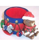 NEW Potpourri Designs Christmas Bear Holiday Ca... - $8.99