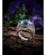 Mercury Planetary Retrograde Ring of Peace & Tr... - $77.77