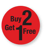 special offer! BUY 2 SCHOLARS GET A 3RD FREE HI... - $103.05