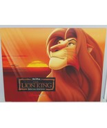 Disney Store Lion King Lithographs Special Edit... - $59.95