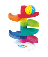 Playgo RAINBOW STAIRWAY SPIRAL WITH CHIME BALL ... - $11.88