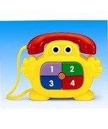 Megcos Toys My First Pretend Little Phone  ~BRA... - $15.89