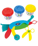 Playgo PLAY DOUGH MULTI TOOL (3 Colors of Play ... - $11.88