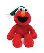 Gund Sesame Street 12'' Plush ELMO Take Along B... - $15.69
