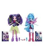 My Little Pony EQUESTRIA GIRLS Aria Blaze and S... - $28.99