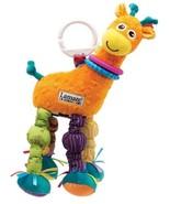Lamaze Play & Grow STRETCH the GIRAFFE Take Alo... - $14.99