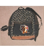 Disney Canvas and Suede Tigger and Piglet Backpack - $20.00