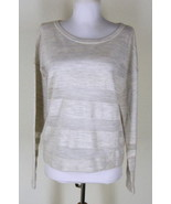 ANN TAYLOR LOFT Slouchy Wide Neck Thin Sweater ... - $26.99