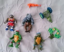 Lot 1988 Mirage Studios Playmates Toys Teenage ... - $14.99