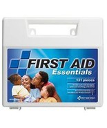 131 Piece All Purpose First Aid Kit Large Plast... - $17.11