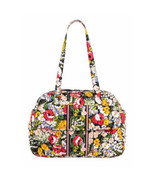 NEW Vera Bradley Baby Diaper Bag Poppy Fields - $69.29
