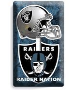 OAKLAND RAIDERS NATION NFL FOOTBALL TEAM SINGLE... - $7.99