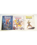 DRAGON MAGAZINE #193, 195 & 197 THREE 1993 ISSU... - $19.99