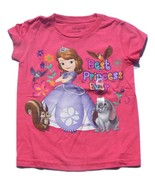 NWT Disney Pink Sofia the First  Character Shir... - $14.99
