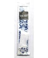 Hawaiian Stationary Blue Hibiscus Lei Making Ki... - $8.99