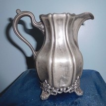 ANTIQUE REED & BARTON SILVER PLATE HOLLOWARE #1... - $24.74