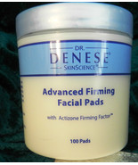 Dr Denese Advanced Firming Facial Pads 100 coun... - $35.64