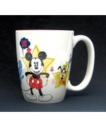 New Disney Store  Mickey Mouse & Friends White ... - $12.99