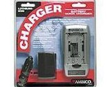 Buy Universal Camera & Camcorder Battery Charger Home/Car NEW NI