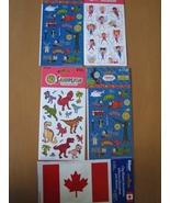 Stickers - Fairies, Thomas the Tank Engine, Din... - $5.95
