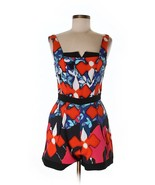 Women Peter Piloto For Target Red Iris Romper  ... - $49.49