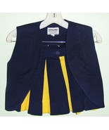 Authentic 50's 60's Vintage Girls Cheerleader U... - $28.00