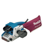 Makita Variable Speed Belt Sander w Cloth Dust ... - $295.98