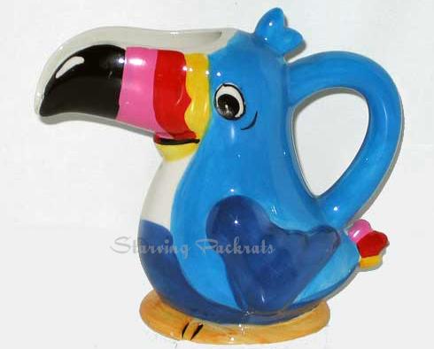 Kelloggs toucan sam pitcher kellogg for Toucan sam
