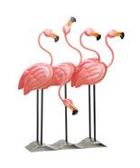 Flock O` Flamingos Decor - $31.00