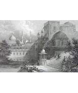 INDIA Delhi Observatory Taj Mahal Calcutta - 18... - $47.52