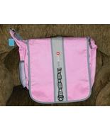 Swissgear Pink Messenger Bag Tote Computer Lapt... - $14.00
