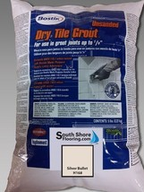 Bostik Dry Tile Grout (Unsanded) Silver Bullet ... - $22.67