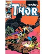 The Mighty Thor #375 Marvel Comic Book - $4.99