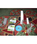 Nintendo Wii console with Wii sports & accessor... - $59.39