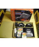 Sega Genesis 2 Black Console in box (NTSC)  wit... - $148.49