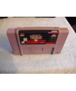 Warlock  (Super Nintendo, 1995) - $9.89
