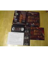 Ashes of Empire plus VHS - PC Big Box ibm tandy - $21.77