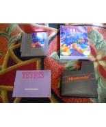 Nintendo NES Tetris (Nintendo NES, 1986) WITH B... - $16.82