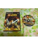 LEGO Star Wars: The Video Game  (Sony PlayStati... - $8.90