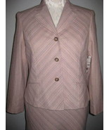Worthington Career Suit In Soft Coral/Pink Size... - $36.00