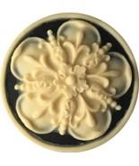 Tudor Rose Needle Minder cross stitch Kelmscott... - $8.55