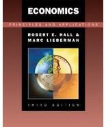 Economics by Hall 0324260342 - $28.74