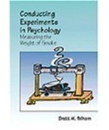 Conducting Experiments in Psychology by Pelham ... - $32.24