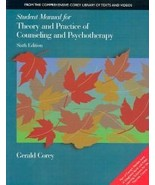 Student Manual for Theory and Practice of Couns... - $26.69