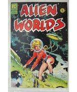 Alien Worlds Comics - # 4 - 09/83 - Dave Steven... - $8.03