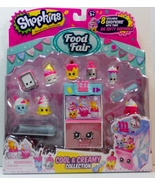 Shopkins Food Fair Cool And Creamy Collection e... - $18.95